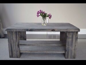 Classic Farmhouse Coffee Table, Several Sizes Available.