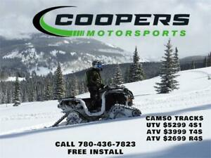 Camso ATV/UTV tracks are instock at Coopers Motorsports!
