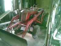For Sale a 1953 Cockshutt Tractor