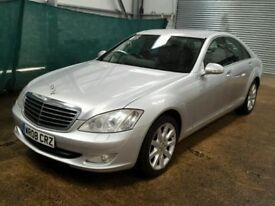 Mercedes s class 320 cdi spares repair location barrow in Furness read avert fully !