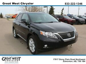 2012 Lexus RX 350 3.5L V6 ENGINE, ALL WHEEL DRIVE, TRACTION CONT