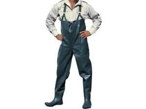 chest waders with suspenders