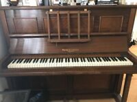 Piano - Squire and Longson London