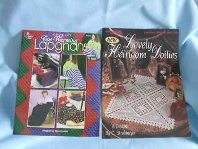 Шаблоны Lot 2 New Crochet Booklets/LOVELY