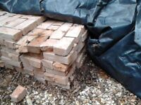 Hand made clay bricks for sale