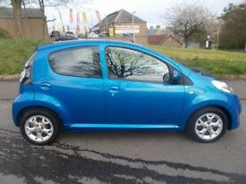 CITROEN C1 1.0 VTR PLUS 5d 68 BHP (blue) 2011