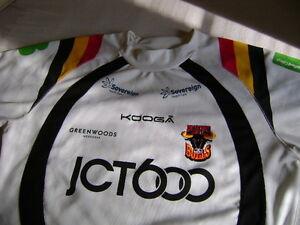 Bradford Bulls shirt jersey Kooga LRG rugby - Warszawa, MAZOWIECKIE, Polska - jesli otrzymany towar nie zgadza się z opisem i zdjęciami umieszczonymi w opisie aukcji - Warszawa, MAZOWIECKIE, Polska