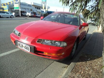 1993 Honda Prelude S Red 5 Speed Manual Coupe Somerton Park Holdfast Bay Preview