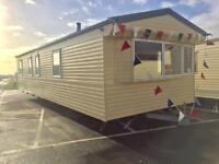 Static Caravan Clacton-on-Sea Essex 3 Bedrooms 8 Berth Willerby Salsa 2011 St