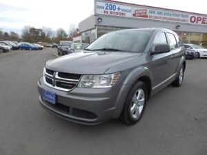 2013 Dodge Journey,BLUETOOTH,NO ACCIDENTS,1-OWNER,DEALERSERVICED