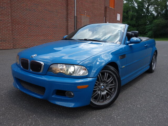 BMW : 3-Series M3 2dr Conve BMW M3 CONVERTIBLE 6-SPEED NAVIGATION COLD SPORT PACKAGE NEW CLUTCH