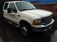 2000 Ford F450 – 2X4 with Landscape Dump Body