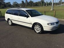 2000 Holden Commodore Vtii Olympic Edition White 4 Speed Automatic Wagon West Gosford Gosford Area Preview