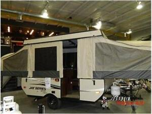 2015 JAY SERIES SPORT 10 SD TRAVEL TRAILER