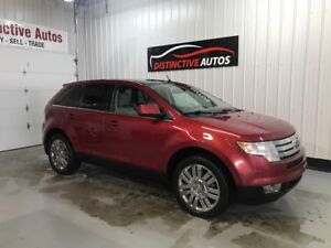 2008 Ford Edge Limited AWD LEATHER PANO ROOF POWER TAILGATE
