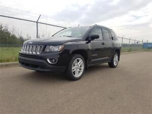 2014 Jeep Compass Limited 4x4 Easy Approval $0 Down $156 B/W