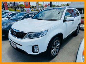 2014 Kia Sorento XM MY14 Platinum 4WD White 6 Speed Sports Automatic Wagon Mount Gravatt Brisbane South East Preview