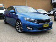 2014 Kia Optima TF MY14 SLi Blue 6 Speed Automatic Sedan Belconnen Belconnen Area Preview