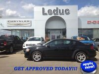 2011 DODGE AVENGER SXT - CLEAN LOW KM! - GET APPROVED TODAY!