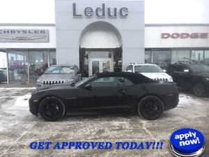 2013 Chevrolet Camaro 2LT with Heads Up Display