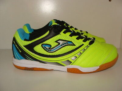 size 40 93a6d db3f1 YOUTH KIDS JOMA DRIBLING JR 311 INDOOR SOCCER SHOES SIZE 3.5 NWB