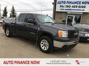 2010 GMC Sierra 1500 TEXT EXPRESS APPROVAL TO 780-708-2071