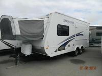 2012 JAY FEATHER 18D TRAVEL TRAILER