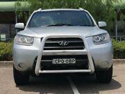 2006 Hyundai Santa Fe CM SX Silver Sports Automatic Wagon Mount Druitt Blacktown Area Preview