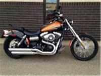 2014/FXDWG Wide Glide