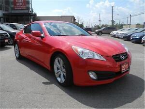 2011 Hyundai Genesis Coupe 2.0 TURBO CHARGED! **CERTIFIED**