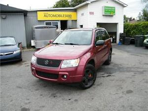 2007 Suzuki Grand Vitara JX 4X4 . AUTOMATIQUE
