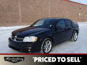2011 Dodge Avenger SXT Accident Free,  Heated Seats,  A/C,