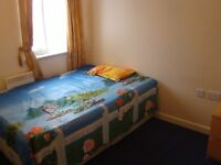 Spacious bedroom in a two bedroom house - very close to Hounslow East Underground