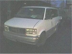 1997 GMC SAFARI (MINI-BUS) 8 PASSAGERS RÉDUIT 680$ 514-817-0095