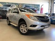 2015 Mazda BT-50 UP0YF1 XTR 4x2 Hi-Rider 6 Speed Sports Automatic Utility Rockingham Rockingham Area Preview