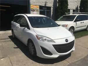 2012 MAZDA MAZDA5 (6 PASSAGER) AUTOMATIC, AC, G.ELECTRIC.