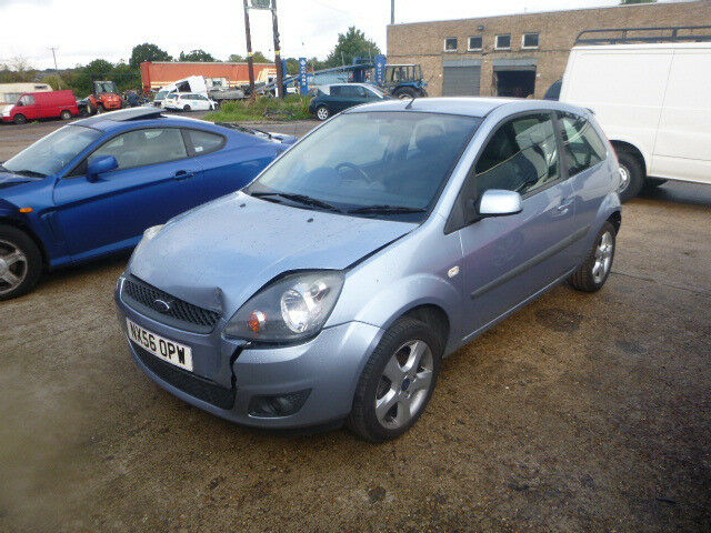 FORD FIESTA 1.25 FREEDOM 3dr - NX56OPW - DIRECT FROM INS CO