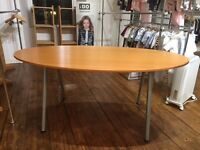 Office Desks - large office desks from IKEA.