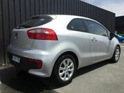 2016 Kia Rio UB MY16 S Silver 4 Speed Automatic Hatchback Phillip Woden Valley Preview