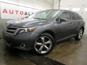 2013 Toyota Venza V6 AWD CUIR DEUX TOIT OUVRANT MAGS 20 CAMERA