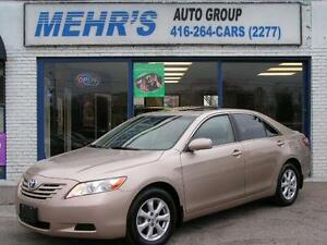 2007 Toyota Camry LE V6 Loaded Sunroof Well Maintained