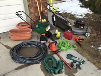 Lawn Care and Landscaping Package