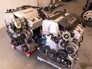 2009 Honda Civic SI K20Z Engine and accessories
