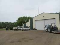 Unreserved Real Estate & Farm Auction for Terry Wright
