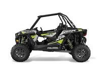POLARIS RZR® XP 1000 EPS FOX EDITION TURBO SILVER