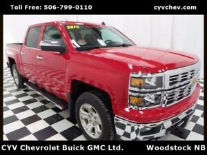 2014 Chevrolet Silverado 1500 LT Crew Cab Z71 - Power Seat, Step
