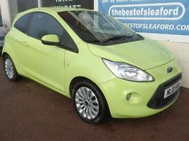 Ford Ka 1.2 2010 Zetec S/H 2 former keepers p/x swap