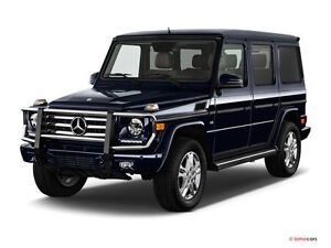 2007 Mercedes-Benz G-Class SUV, Crossover