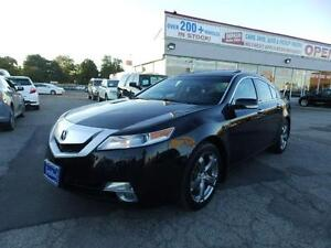 2011 Acura TL Tech Pkg AWD NAVIGATION,BACK UP CAMERA, BLUETOOTH