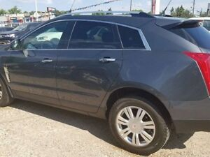 2010 Cadillac SRX Luxury Collection 4dr All-wheel Drive